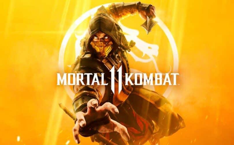 Mortal Kombat 11 PS5 Bundle