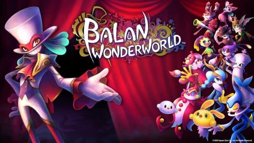 PS5 Balan Wonderworld Bundle PlayStation 5