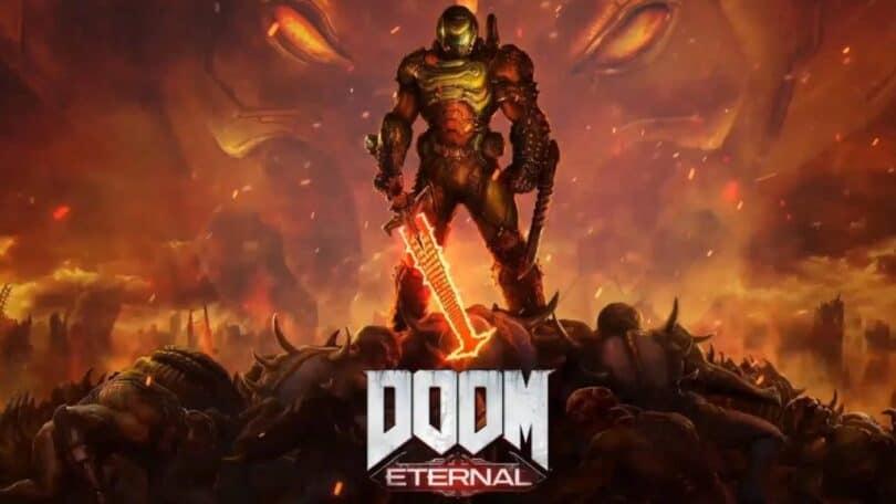 PS5 Doom Eternal Bundle