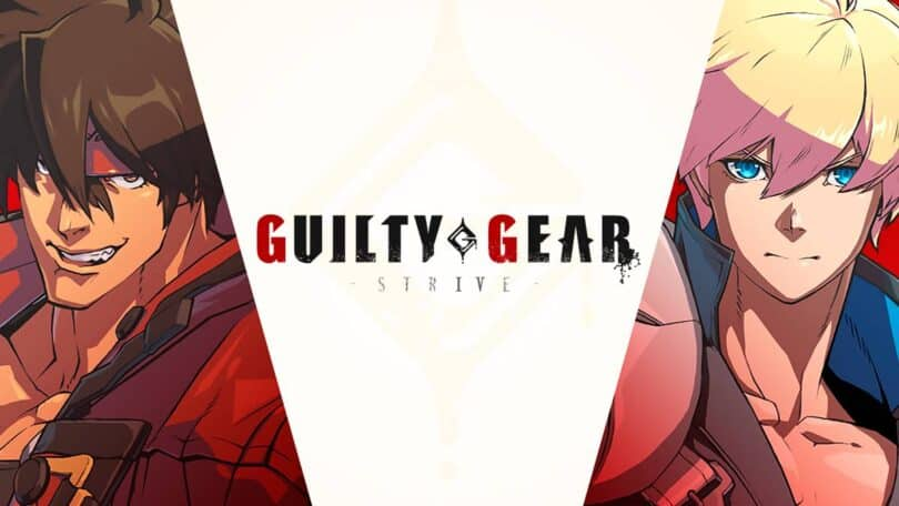 PS5 Guilty Gear Strive Bundle